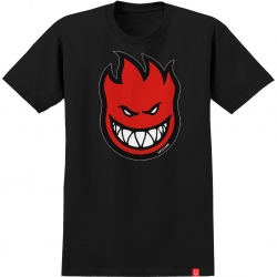 SF YT TEE BIGHD FILL BK/RD YL - Click for more info