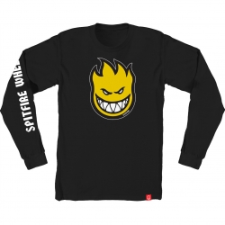 SF LS TEE BIGHD FILL HMBR BK X - Click for more info