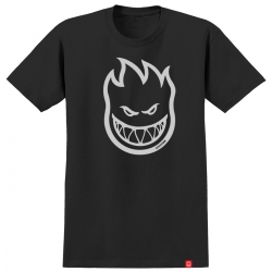 SF TEE BIGHEAD BLK/HVIS M - Click for more info