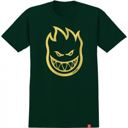 SF TEE BIGHEAD GRN/YEL L - Click for more info