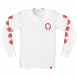 SF YT LS TEE BIGHD SWIRL WT YL - Click for more info