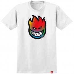 SF TEE BIGHEAD FILL WHT/TDYE L - Click for more info