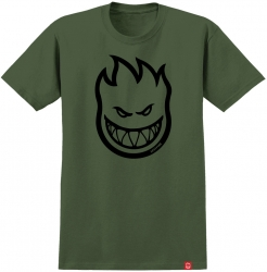 SF TEE BIGHEAD MIL GRN/BK XL - Click for more info