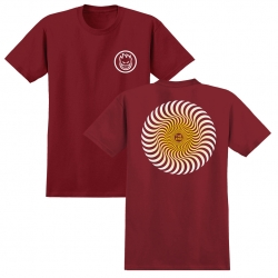 SF TEE CLSC SWIRL FADE CARD L - Click for more info