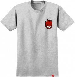 SF TEE LIL BIGHD FILL HTH/RD L - Click for more info