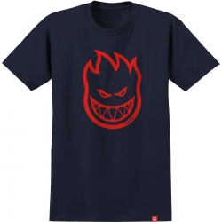 SF TEE BIGHEAD NVY/RED M - Click for more info