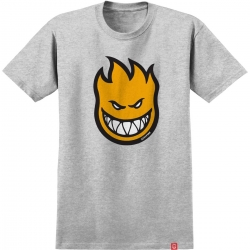 SF TEE BIGHEAD FILL HTH/YEL L - Click for more info