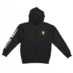 SF SWT ZIP LIL BIGHD HMBR BK S - Click for more info