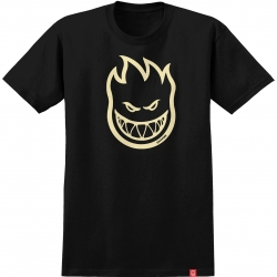 SF YT TEE BIGHEAD BLK/DSCHG YS - Click for more info