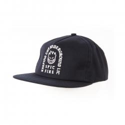 SF CAP ADJ STEADY ROCKIN NVY - Click for more info