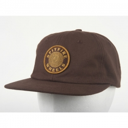 SF CAP ADJ OG CLSC SWRL BRWN - Click for more info