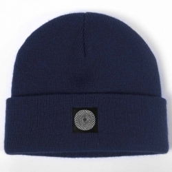 SF BEANIE CLASSIC CUFF NVY - Click for more info