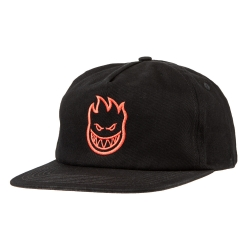 SF CAP ADJ BIGHEAD BLK/RED - Click for more info