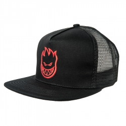 SF CAP TRKR BIGHEAD BLK/RED - Click for more info