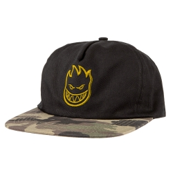 SF CAP ADJ BIGHEAD BLK/CAMO - Click for more info