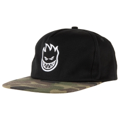 SF CAP ADJ BIGHEAD BLK/CAMO/WH - Click for more info