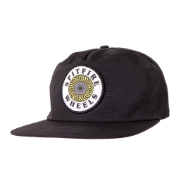 SF CAP ADJ OG SWIRL PATCH BLK - Click for more info