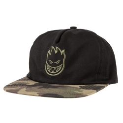 SF CAP ADJ BIGHEAD BLK/CAMO/GR - Click for more info