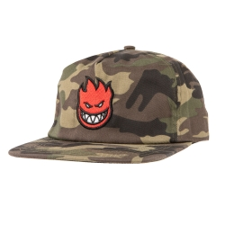 SF CAP ADJ BIGHEAD FILL CAMO/R - Click for more info