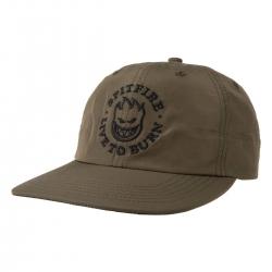 SF CAP ADJ BIGHEAD LTB OLV/BLK - Click for more info