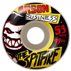 SF WHL ARSON BUSINESS 53MM - Click for more info