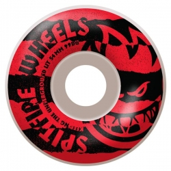 SF WHL SHREDDED RED 54MM - Click for more info