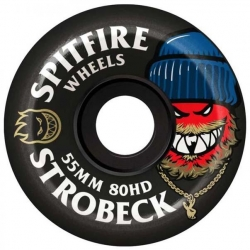 SF WHL 80HD STROBECK BLK 55MM - Click for more info