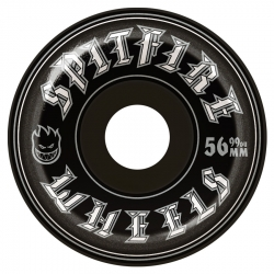 SF WHL OLD ENGLISH BLK 56MM - Click for more info