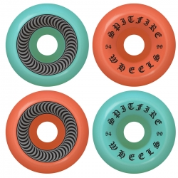 SF WHL OG CLSC BLU/RED 54MM - Click for more info