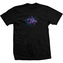 BH TEE STILLNESS BLK S - Click for more info