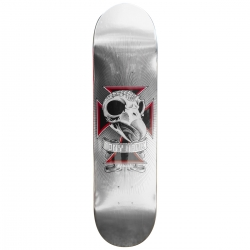 BH DECK HAWK SKULL 2 CHRM 8.25 - Click for more info