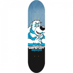 BH DECK SNOW BEAR LOY 8.125 - Click for more info