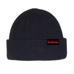 BH BEANIE BAR LOGO BLK - Click for more info