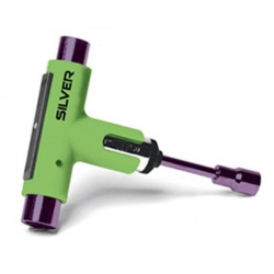 SLV TOOL NEON GRN/PUR - Click for more info