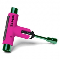 SLV TOOL NEON PNK/GRN - Click for more info