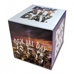 DGK PROMO CUBE 8 X 8 ALL DAY - Click for more info
