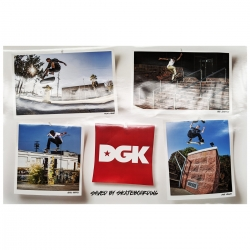DGK PROMO POSTER SAVED - Click for more info