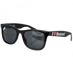 DGK SUNGLASSES HATERS BLK - Click for more info