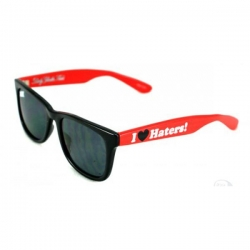 DGK SUNGLASSES HATERS 2T BK/RD - Click for more info