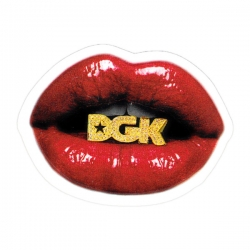 DGK STKR LIPS 10PK - Click for more info