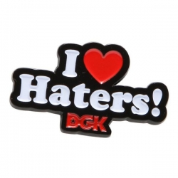 DGK PIN HATERS - Click for more info