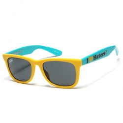 DGK SUNGLASSES HATERS 2T YL/GN - Click for more info
