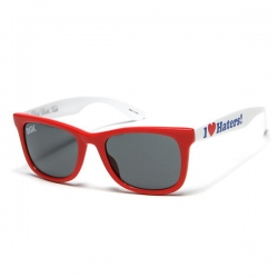 DGK SUNGLASSES HATERS 2T RD/WT - Click for more info