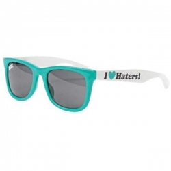 DGK SUNGLASSES HATERS 2T TL/WT - Click for more info