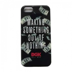 DGK IPHONE 5 CASE MAKE SMTHNG - Click for more info