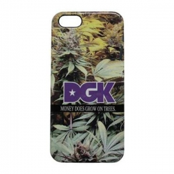 DGK IPHONE 5 CASE MONEY TREE - Click for more info