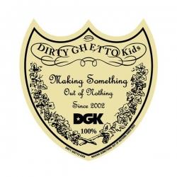 DGK STKR BOTTLE SERVICE 10PK - Click for more info