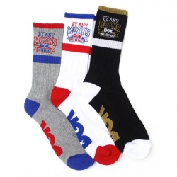 DGK SOCK BY ANY MEANS 3PK - Click for more info