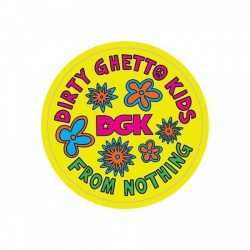 DGK STKR DAISY 10PK - Click for more info