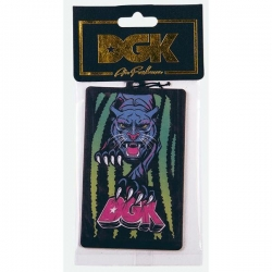 DGK AIR FRESHENER BLACK LIGHT - Click for more info